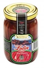 Filete de anchoa en aceite de oliva Lolin
